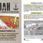 Noah's ZOMERFORMULE (juni-juli-augustus)