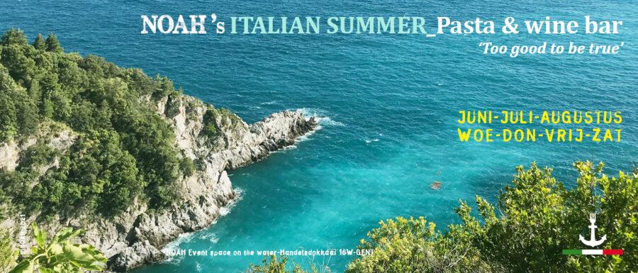 noah's italian summer